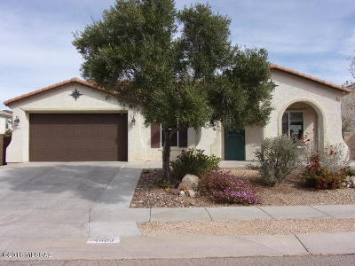 Tucson Single Family Home Active Contingent: 4803 E Starpoint Street