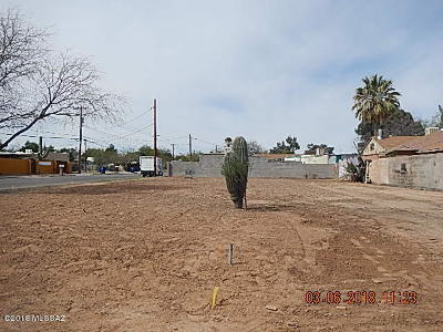 Tucson Residential Lots & Land For Sale: 1601 N Bryant Avenue #1