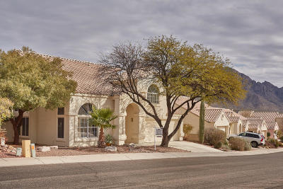 Tucson Single Family Home Active Contingent: 11768 N Labyrinth Drive