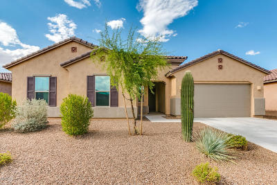 Marana Single Family Home For Sale: 4300 W Golden Ranch Place