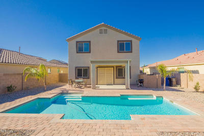 Marana Single Family Home For Sale: 8829 W Moon Spring Road