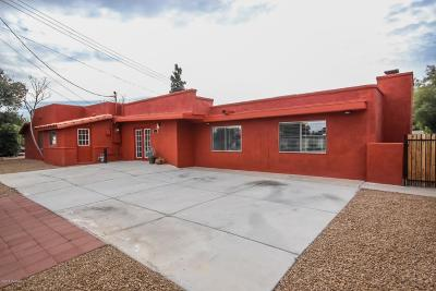Tucson Single Family Home For Sale: 917 N Catalina Avenue
