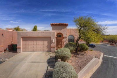 Tucson Single Family Home Active Contingent: 6683 N Calle Sin Nombre