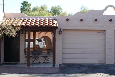 Tucson Condo Active Contingent: 933 E Mesquite Drive N