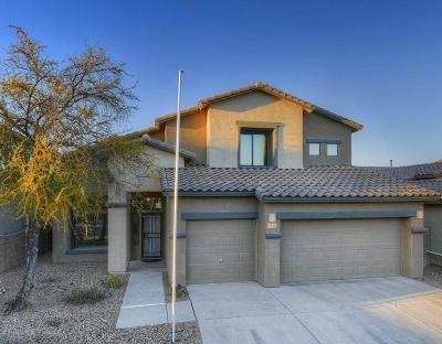 Tucson Single Family Home For Sale: 7442 W Shining Amber Lane