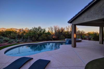 Marana Single Family Home Active Contingent: 11500 N Vista Ranch Place