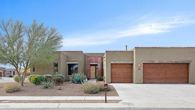 Marana Single Family Home For Sale: 3859 W Sonoma Ranch Place