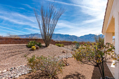 Oro Valley Single Family Home Active Contingent: 14256 N Trade Winds Way