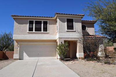 Oro Valley Single Family Home For Sale: 10239 N Pitchingwedge Lane