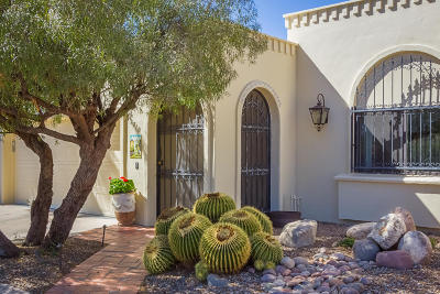 Tucson Townhouse For Sale: 2710 W Magee Road