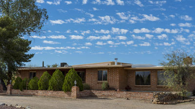 Tucson Single Family Home For Sale: 4251 W Camino Breve