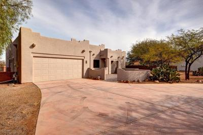 Green Valley Single Family Home Active Contingent: 781 E Josephine Canyon Drive