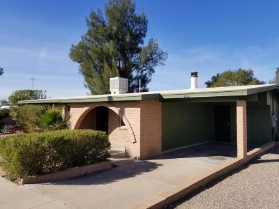 Tucson Single Family Home For Sale: 7479 N Camino De La Tierra