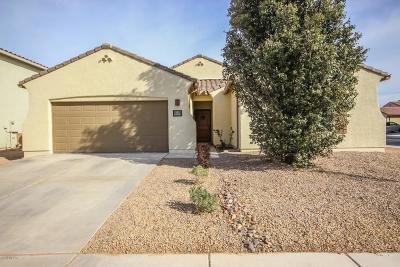 Marana Single Family Home For Sale: 11038 W Motes Drive