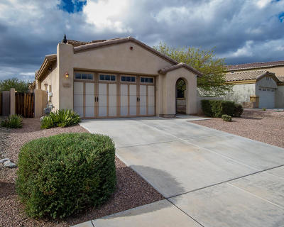 Oro Valley Single Family Home For Sale: 13355 N Barlassina Drive