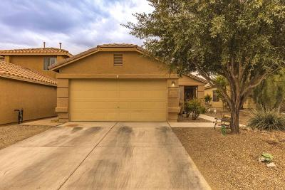 Green Valley Single Family Home Active Contingent: 859 W Calle Barranca Seca