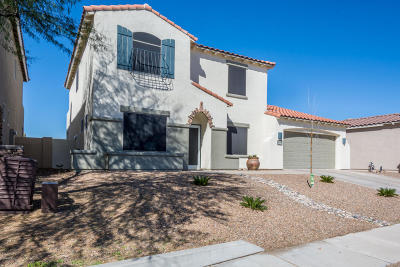 Single Family Home For Sale: 14984 S Camino Rio Puerco