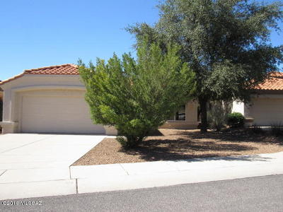 Oro Valley Single Family Home For Sale: 14365 N Caryota Way
