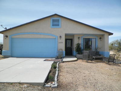 Single Family Home For Sale: 11090 S Stagecoach Road