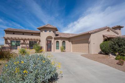 Marana Single Family Home For Sale: 12945 N High Hawk Drive