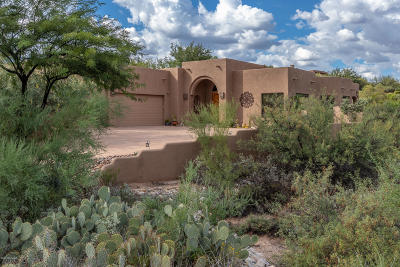 Oro Valley Single Family Home For Sale: 12232 N Cloud Ridge Drive