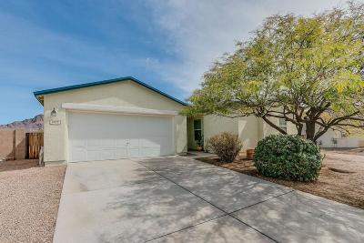 Tucson Single Family Home For Sale: 3375 S Desert Echo Road