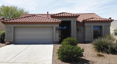 Green Valley Single Family Home For Sale: 2208 E Desert Squirrel Court
