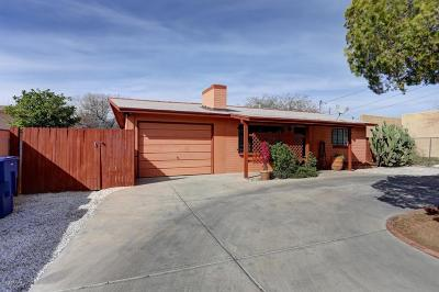Pima County Single Family Home For Sale: 4507 E Bellevue Street