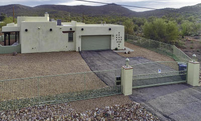 Tucson Single Family Home For Sale: 2665 W 36th Street