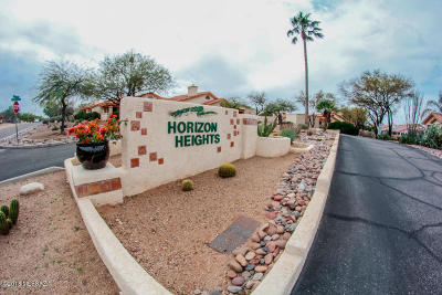 Tucson Condo For Sale: 103 E Horizon Circle