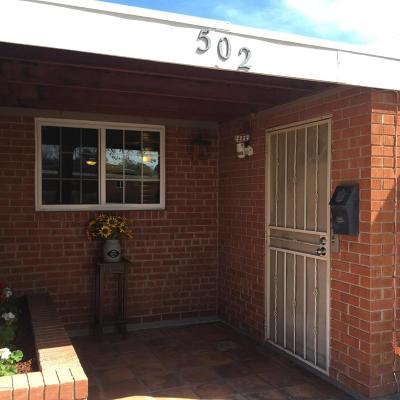 Single Family Home For Sale: 502 N Belvedere Avenue