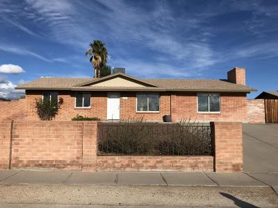 Tucson Single Family Home For Sale: 6740 N Camino De La Tierra