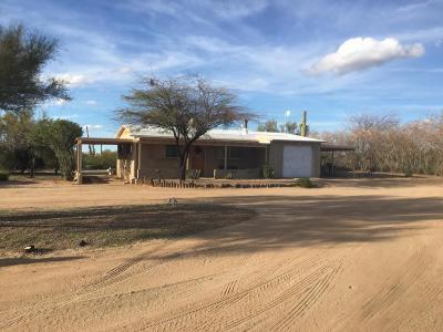 Marana Single Family Home For Sale: 37714 S Kit Fox Trail
