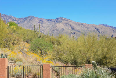 Tucson Single Family Home Active Contingent: 5926 N Via Verdosa