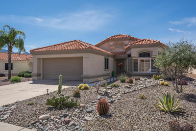 Oro Valley Single Family Home Active Contingent: 2220 E Ruellia Drive