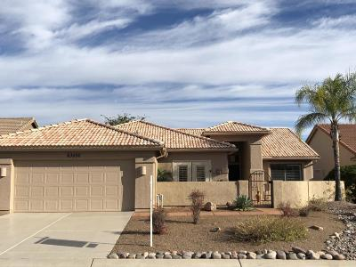 Single Family Home Active Contingent: 63530 E Desert Peak Drive