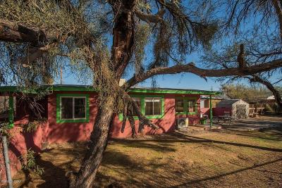 Single Family Home Active Contingent: 1520 N Mohave Avenue