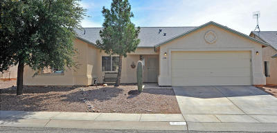 Tucson AZ Single Family Home Active Contingent: $219,900