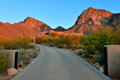Oro Valley Single Family Home Active Contingent: 9810 N Carodera Canyon Place