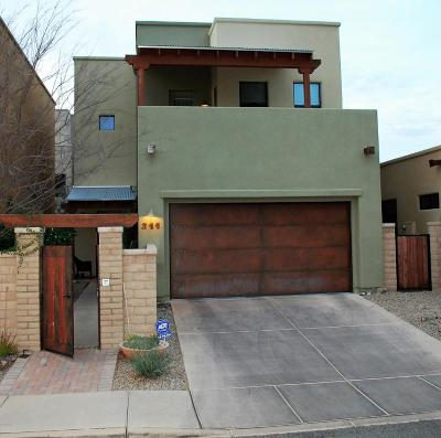 Tucson Single Family Home Active Contingent: 311 E Calderwood Road