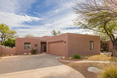 Tucson Single Family Home For Sale: 1597 W Chimayo Place