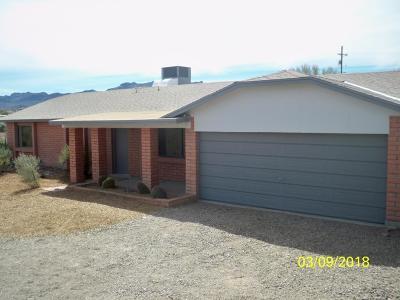 Tucson Single Family Home For Sale: 5235 N Avenida Largo