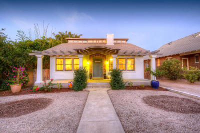 Tucson Single Family Home For Sale: 1015 N 5th Avenue