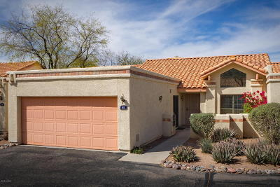 Oro Valley Condo Active Contingent: 61 E Horizon Circle