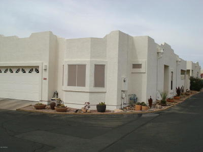 Tucson Townhouse For Sale: 2816 S Full Moon