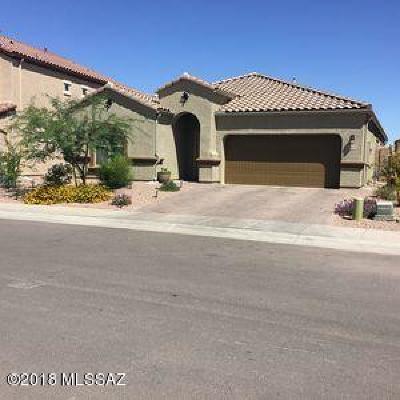 Marana Single Family Home For Sale: 8950 W Cloudwood Drive