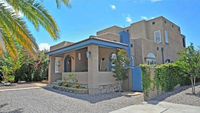 Tucson Single Family Home For Sale: 2304 E Helen Street