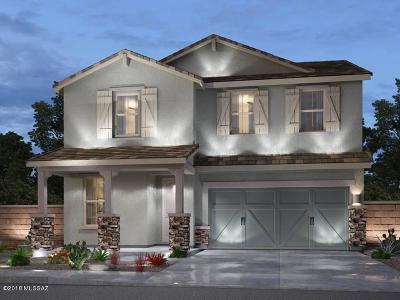 Vail Single Family Home For Sale: 14254 E Via Cerro Del Molino