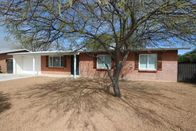 Tucson Single Family Home For Sale: 1508 W Windsor Street