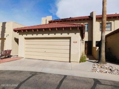 Tucson AZ Townhouse For Sale: $184,000